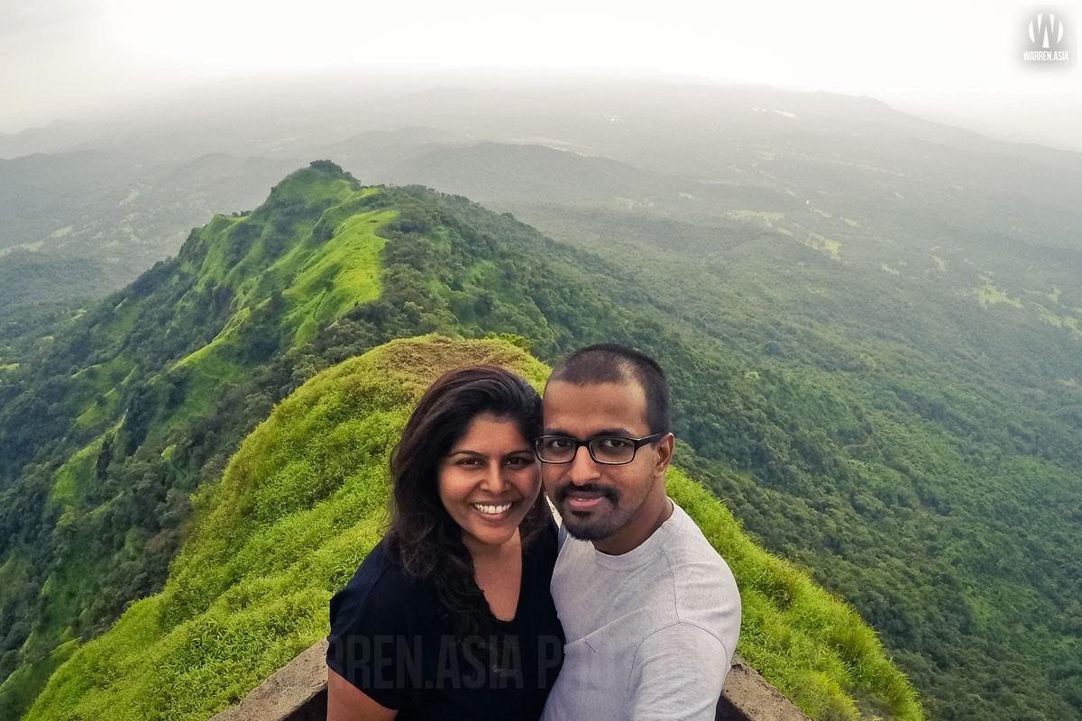 GoPro shot at Amboli, Maharashtra