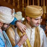 Some final adjustments before heading to the Gurdwara to get married. . . #IndianWedding #IndianGroom #Wedding #Weddings #Groom #IndianWeddingPhotography #IndianWeddingPhotographer #WeddingDay #WeddingPlanning #BigFatIndianWedding #InstaWedding #CandidWed